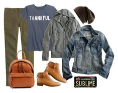"""""""Sublime Hoodie"""" by crewstyle ❤ liked on Polyvore featuring J.Crew, Festuvius and Madewell"""