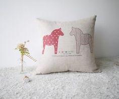 Linen-Cotton-Cushion-Cover-Throw-Pillow-Cover-horse-39