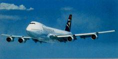 Southafrican Airways, Boeing 747 - 436 British Airways, Boeing 747, Concorde, Aviation, Aircraft, African, Airplanes, Vehicles, Heavens