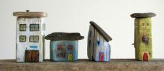Driftwood houses | Flickr - Photo Sharing!