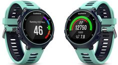 Garmin Forerunner 735XT is a new GPS-enabled watch designed specially to train the multi-sport athletes and triathlons (swimming, cycling and running).