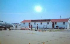 Airport 1950s