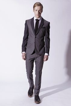 Bespoken Men's RTW Fall 2013
