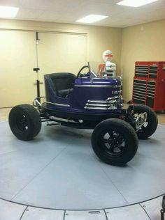 Bumper Car Cool !
