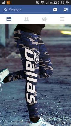 Dallas cowboys leggings My wife love these. Dallas Cowboys Quotes, Dallas Cowboys Outfits, Dallas Cowboys Women, Cowboys Men, Cowboys Apparel, Cowboy Shoes, Cowboy Outfits, Cowboys Gifts, Denver Broncos Football
