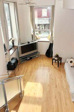 Brown College, Hardwood Floors, Flooring, Little Italy, Nassau, Large Windows, Lofts, Toronto, The Neighbourhood