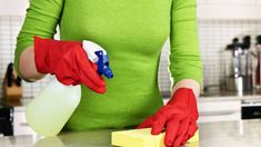 There is a better alternative to commercial cleaning products. Why not make your own non-toxic cleaners or try out these green cleaning brands? Green Cleaning, Spring Cleaning, Kitchen Cleaning, Diy Cleaning Products, Cleaning Hacks, Cleaning Services, Cleaning Recipes, Cleaning Solutions, Homemade Drain Cleaner