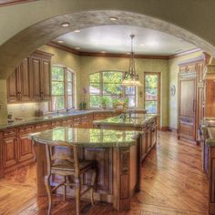 Tuscan Kitchen Design, Pictures, Remodel, Decor and Ideas
