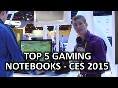 Top 5 Gaming Notebooks of CES 2015