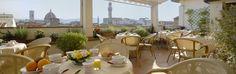 breakfast on Panoramic terrace