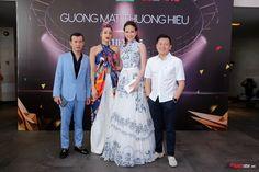 Sau khi đăng quang ngôi vị Hoa khôi Du lịch Việt Nam 2017, Khánh Ngân đã có những khoảnh khắc thú vị đầu tiên với vai trò giám khảo sơ tuyển The Face Việt Nam hôm nay.