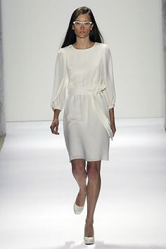 Erin Fetherston Spring 2008 Ready-to-Wear Fashion Show - Iekeliene Stange