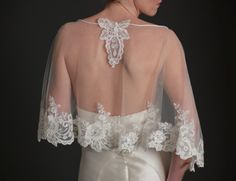 Bridal Capes - Ophelia