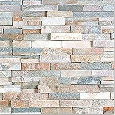 BuildDirect: Natural Stone Siding Veneer - Golden Honey / Type: Ledge Stone 6
