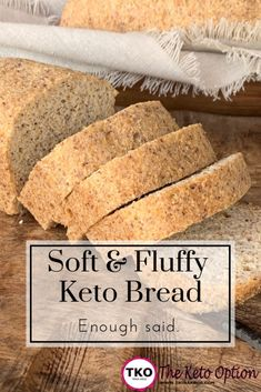 Looking for some easy keto diet recipes? Check out 3 Tasty & Proven Keto Recipes which will only satisfy your hunger but will also help you in weight loss. Mini Bread Loaves, Pain Keto, Best Keto Bread, Keto Bread Coconut Flour, Paleo Bread, Lowest Carb Bread Recipe, Carb Free Bread, Grain Free Bread, Starting Keto Diet