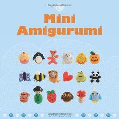 Mini Amigurumi (Cozy) von Sara Scales http://www.amazon.de/dp/1861089651/ref=cm_sw_r_pi_dp_5jbVvb1J8T5NN