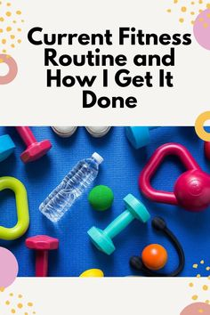 My current fitness routine and how I get it done #health #wellness #workout #gym