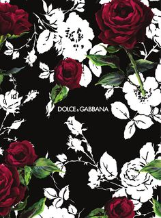 Winter 2016 Women's Catalogue by Dolce&Gabbana - issuu Aesthetic Iphone Wallpaper, Aesthetic Wallpapers, Wallpaper Backgrounds, Floral Wallpapers, Versace Wallpaper, Fashion Wallpaper, Vintage Diy, Apple Watch Wallpaper, Flower Phone Wallpaper