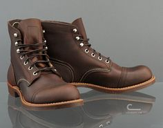 Red Wing Iron Ranger (8111) - Caliroots.com