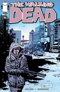The Walking Dead #90 #Image #Skybound #TheWalkingDead
