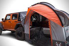 Rightline Gear SUV Tent For Jeep Wrangler 2