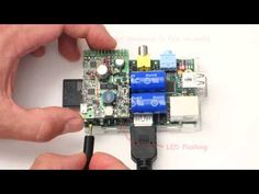 The supercapacitor UPS for Raspberry Pi - YouTube