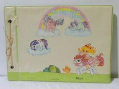 Vintage My Little Pony Folder G1 RARE 1984 | eBay
