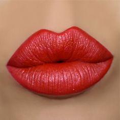 Cherry Bomb - MetalMatte Liquid Lipstick - gerardcosmetics.com Metallic Matte Lipstick, Maroon Lipstick, Lipstick Art, Lipstick Shades, Lip Art, Lipstick Colors, Liquid Lipstick, Lip Colors, Lipsticks