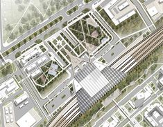 Railway Station in Rostov-on-Don Research Rostov On Don, Research, Behance, Profile, Architecture, Gallery, Check, Projects, Search