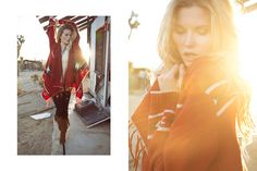 Deserted Beauty, fashion editorial by Maximilian Rivera