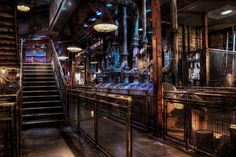 hollywood tower of terror inside - Google Search
