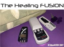 "The Healing FUSION Devices - Q-series soft laser, DOVE scenar and cosmodic, powerful cosmodic, Solaris Blanket ... I get mine through ""The First Lady of Scenar,"" Dr. Irina Kossovskaia"