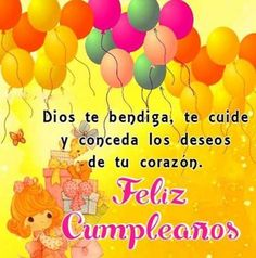 Happy birthday wishes for a girl, sister, daughter, friend, girlfriend. Congratulations with christian quotes for friend by Mery Bracho Happy Birthday Wishes Images, Happy Birthday Pictures, Happy B Day, Precious Moments, Christian Quotes, Congratulations, Birthdays, Baby Shower, Messages