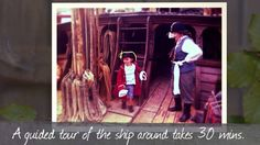 Pirates are in Perth! Visit the Duyfken in Fremantle, a replica of the 1606 ship which arrived in Australia 164 years before Captain James Cook. The Duyfken . Stuff To Do, Things To Do, Tour Guide, Perth, Pirates, Places To Go, Tours, Holidays, Adventure
