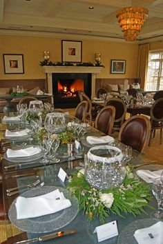The Inn at Willow Grove blends the timeless elegance with colonial charm. Book your stay at our beautifully restored resort in Virginia today! Luxury Inn, Willow Grove, Timeless Elegance, French Doors, Wedding Table, Special Events, Restoration, Table Settings, Table Decorations