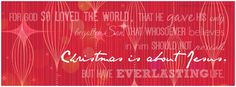 Christmas is About Jesus – Brand New Christmas Facebook Cover (Free) | traci (with an i).com