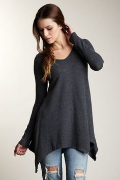 comfy tunic sweater
