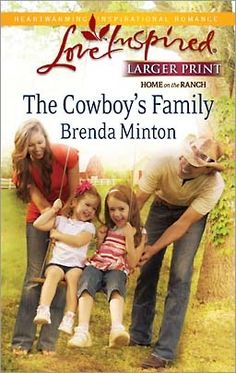 If It Has Words...: The Cowboys Family by Brenda Minton