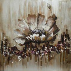 Schilderij: De Uitverkoren Bloem