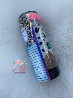 Diy Tumblers, Glitter Tumblers, Plastic Tumblers, Glitter Cups, Custom Tumblers, Acrylic Tumblers, Mason Jar Tumbler, Tumbler Cups, Tumbler Stuff
