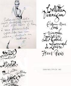 Besotted Blog: ARTIST SABINE::PICK ME