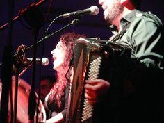 Tammurriata emigrata  CantoAntico live