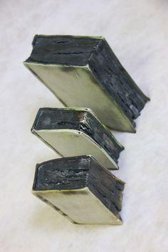 paper clay salt firing