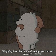 Likes, 89 Comments - We Bare Bears Ice Bear We Bare Bears, We Are Bears, We Bear, Cartoon Quotes, Cartoon Icons, Bear Wallpaper, Disney Wallpaper, Panda Bear, Polar Bear