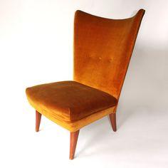Howard Keith Mid Century Chair