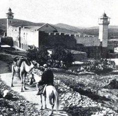 الحرم الإبراهيمي الخليل