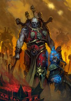 40K Counterpoint: Why Chaos Has This In the Bag - Bell of Lost Souls