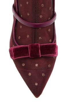 Malone Souliers' 'Claudia' boots features a heel to comfortably dress up any look. Shoe Boots, Shoes Sandals, Heels, Burgundy Aesthetic, Malone Souliers, Tassel Earrings, Color Themes, Colors, Dress Up