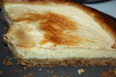 Ruokasurffausta: Paistettu juustokakku - Amerikkalainen juustokakku