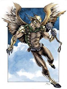 Hawkman by Daniel Govar